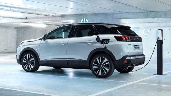 Los mejores coches híbridos enchufables de 2022 Peugeot 3008
