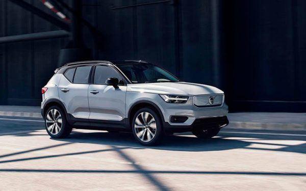 Los mejores coches híbridos enchufables de 2022 Volvo XD40
