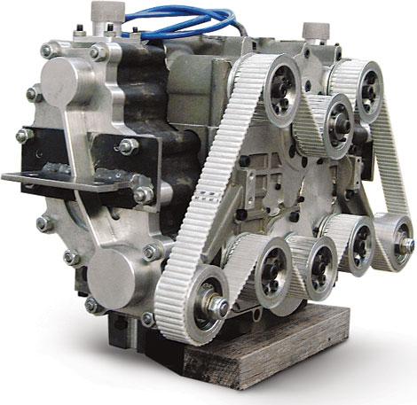 CityCAT motor