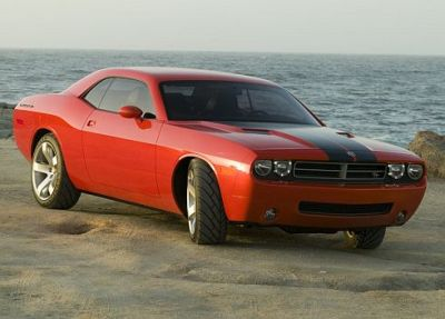 Chrysler Challenger SRT8