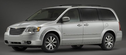 Chrysler Grand Voyager 25th Edition