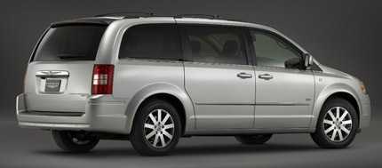 Chrysler Grand Voyager 25th Edition2