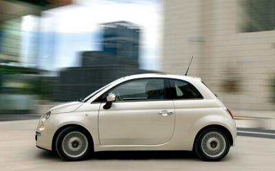 Fiat 500 con problemas eléctricos