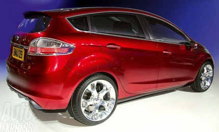 Ford B-MAX enters space race2
