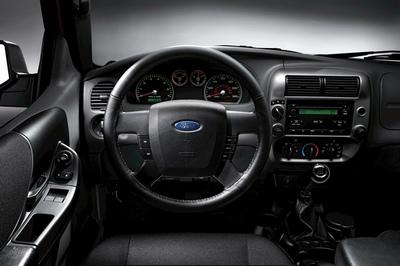 Ford Ranger 2007 Interior