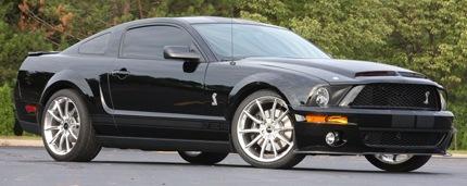 KITT Shelby GT500 KR 2