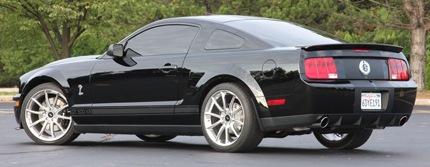 KITT Shelby GT500 KR 3