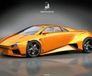 Lamborghini Embolado Concept, lo Nuevo de los Italianos
