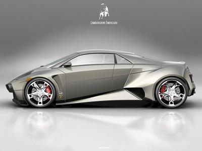 Nuevo Lamborghini Embolado Concept