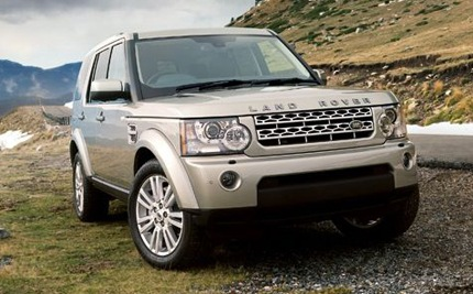 Land Rover Discovery 4-LR4 3