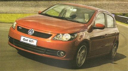 VW GOL GTI 01